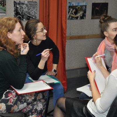 Прошла встреча участников проекта «Мы вместе»