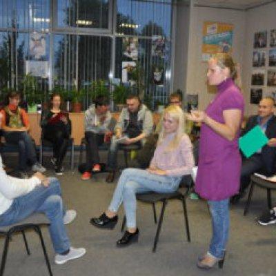 В ГАООРДИ состоялся тренинг проекта «Мы вместе»