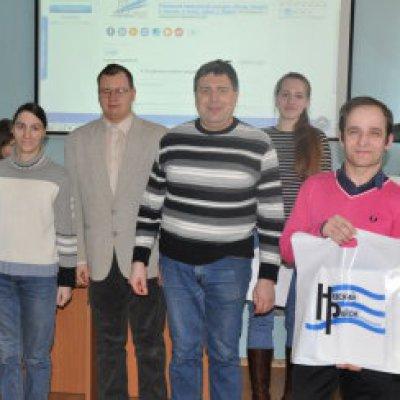 Команда ГАООРДИ стала призером конкурса, посвященного 100-летию Невского района.