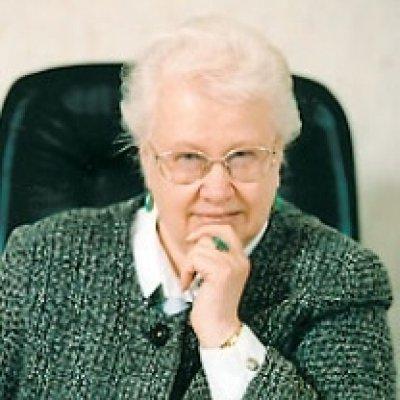 Ушла из жизни Людмила Павловна Рубина
