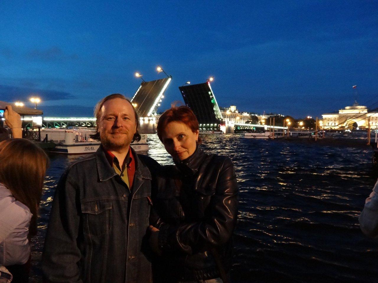 Санкт-Петербург, 2012 год