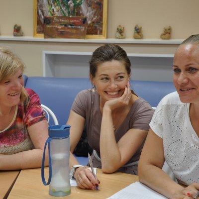 Волонтеры проекта «Мы вместе» готовятся к Содружеству