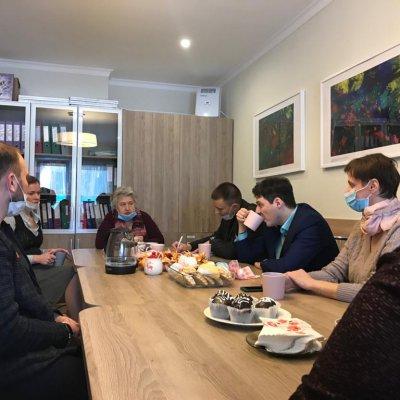 Эксперты ГАООРДИ поделились опытом с коллегами из Челябинска