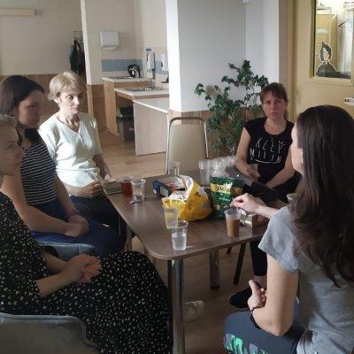 Встречи для родителей
