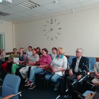 Служба помощи людям с БАС в Волхове