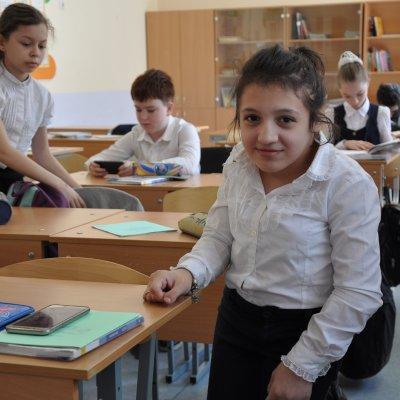 Как Малейка подружилась с одноклассниками