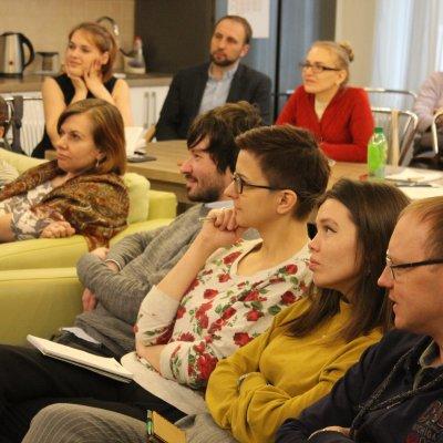 Продолжается обучение специалистов в проекте «Вместе детям»