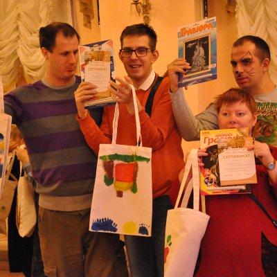 Акция «Мы рисуем всей семьей» пройдет в КЦ «Троицкий»