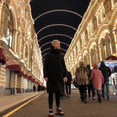 Интервью с волонтером  Александрой Каменской