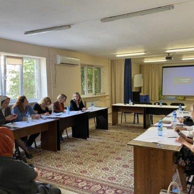 ГАООРДИ делиться опытом с коллегами из Дагестана