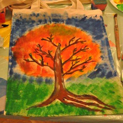 Акция «Мы рисуем всей семьей»