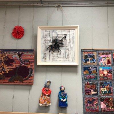 Выставка работ Наталии Малаховой открылась в ГАООРДИ