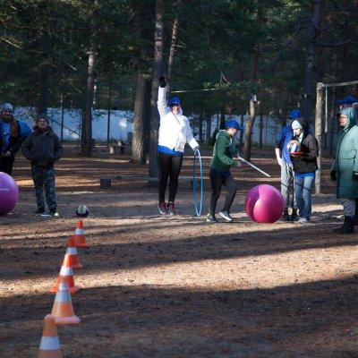 Туристический клуб «ЛЕНА» принял участников второго заезда фестиваля «Содружество»