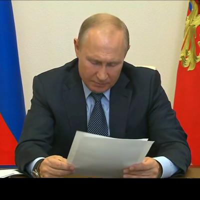 Встреча В.В. Путина с социальными работниками госучреждений и НКО