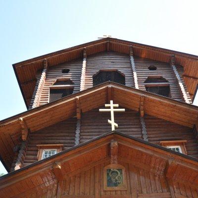 Пациенты с БАС в Церкви Казанской иконы Божией Матери