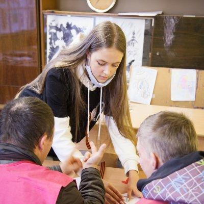 Волонтёрство — это классный опыт