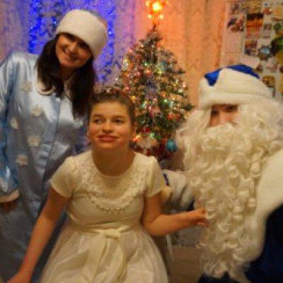 В Петербурге завершилась ежегодная благотворительная акция «Домашние новогодние поздравления»