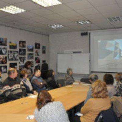 Презентация проекта по сопровождаемому проживанию «Новая Охта»