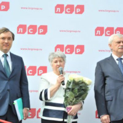 Дом сопровождаемого проживания в ЖК «Новая Охта» открыт!