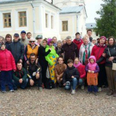 В конце учебного года ребята из группы дневного пребывания отправились в паломническую поездку.