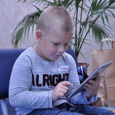 «Давай на пять!»: 500 детей с инвалидностью смогут учиться онлайн