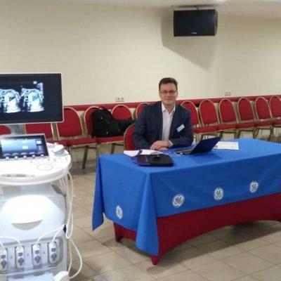 Завершился Международный курс под эгидой ISUOG