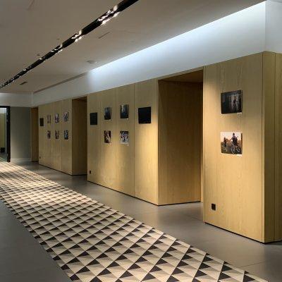 В AZIMUT Отеле открылась выставка «Взгляды. Жизнь без границ»