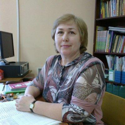 Тамара Михайловна Ласунова